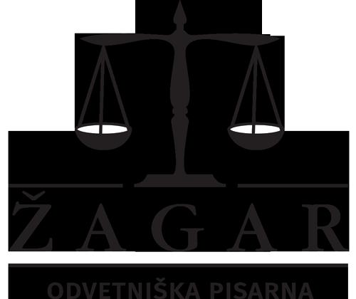 Odvetnica Žagar logo